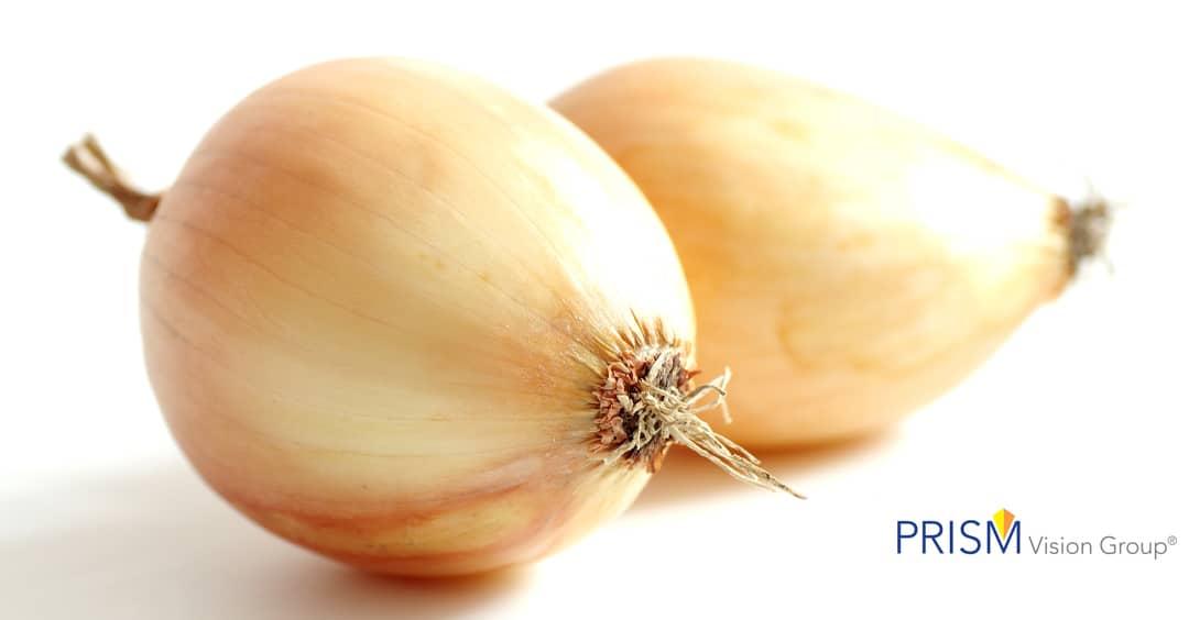 Avoiding Watery Eye Onion Chopping Tips