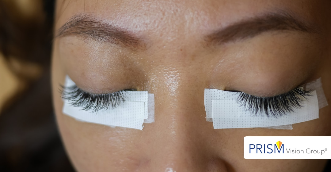 Salon Eyebrow & Eyelash Enhancement Risks